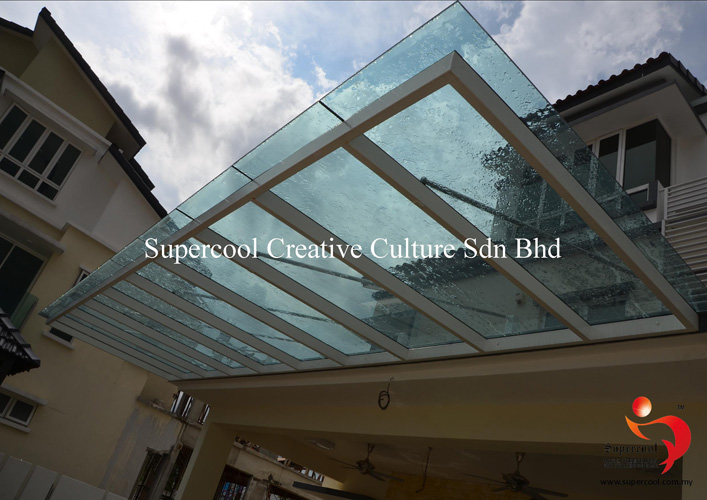 Laminated Glass Roofing Manufacturer Malaysia