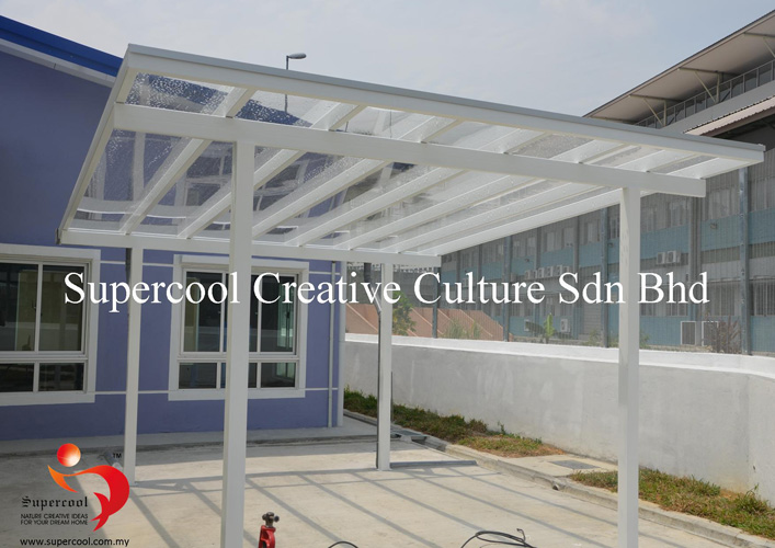 Polycarbonate Skylight | Polycarbonate Roofing ...
